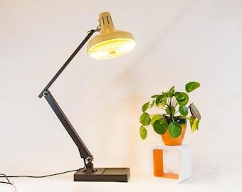 Industrial Waldmann desk lamp
