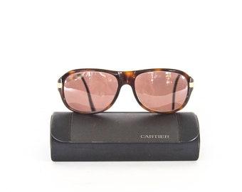 f7edcdd88e1 Vintage Cartier sunglasses