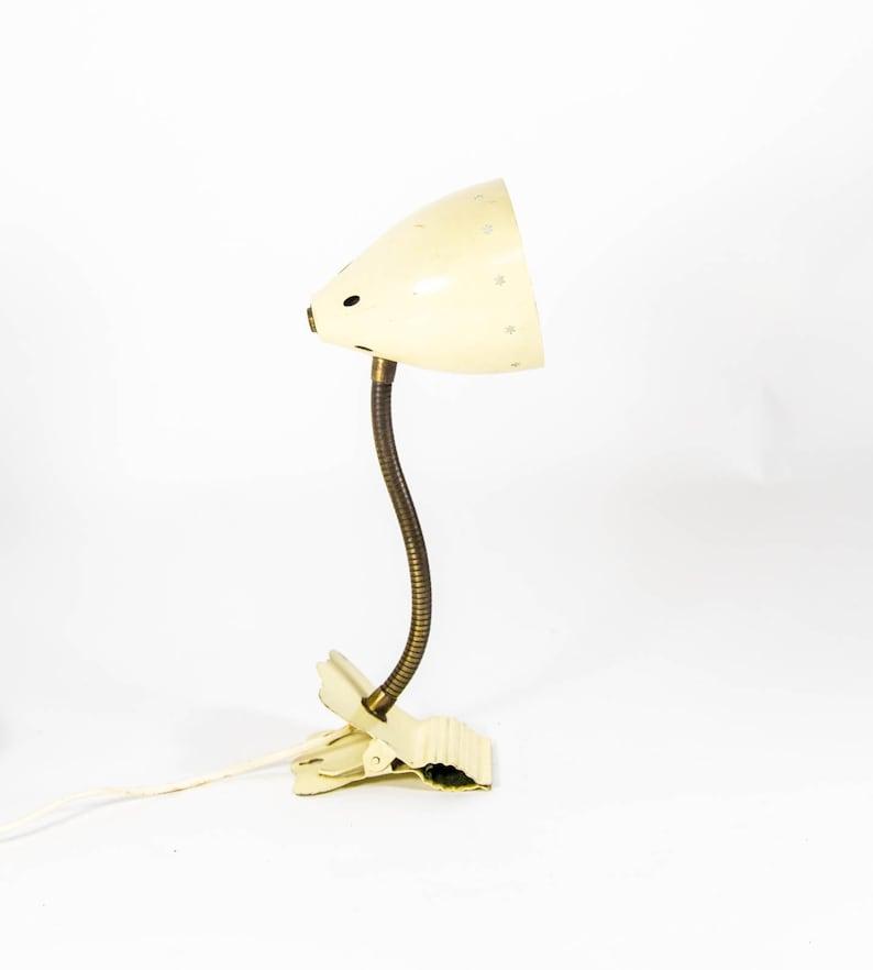 Hala Zeist | Clamp Desk Lamp | Vintage 60u0027 Design