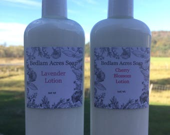 Lotion- Moisturizing- silky smooth- natural-