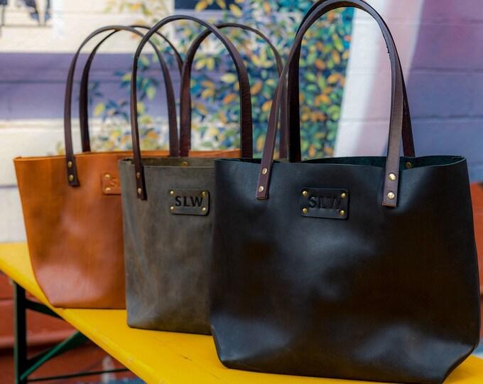 Anniversary Gift For Her - Anniversary Gift For Wife- Anniversary Gift For Girlfriend - Anniversary Personalized Gift - Monogrammed Tote Bag