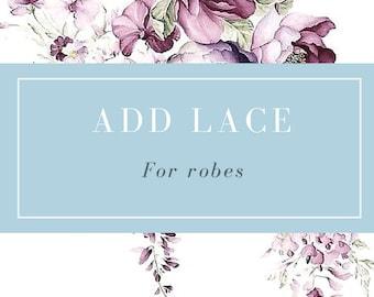 Add Lace