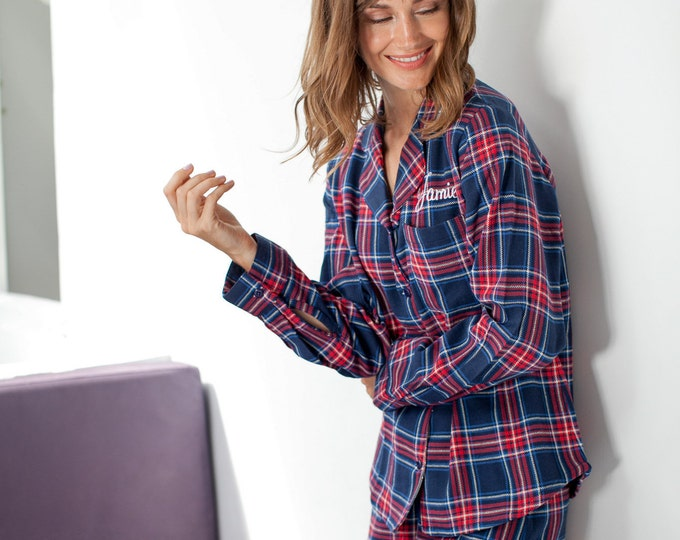Flannel Sleepshirt