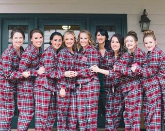 b03c1d17da Bridesmaid Pajama Set