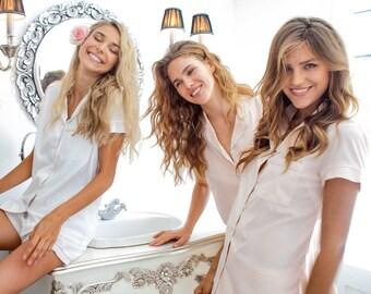 bridesmaid pajamas set, bridesmaid pajamas short set, bridesmaid pajamas shirts, bridesmaid pajamas shorts, bridesmaid pjs set, pj set of