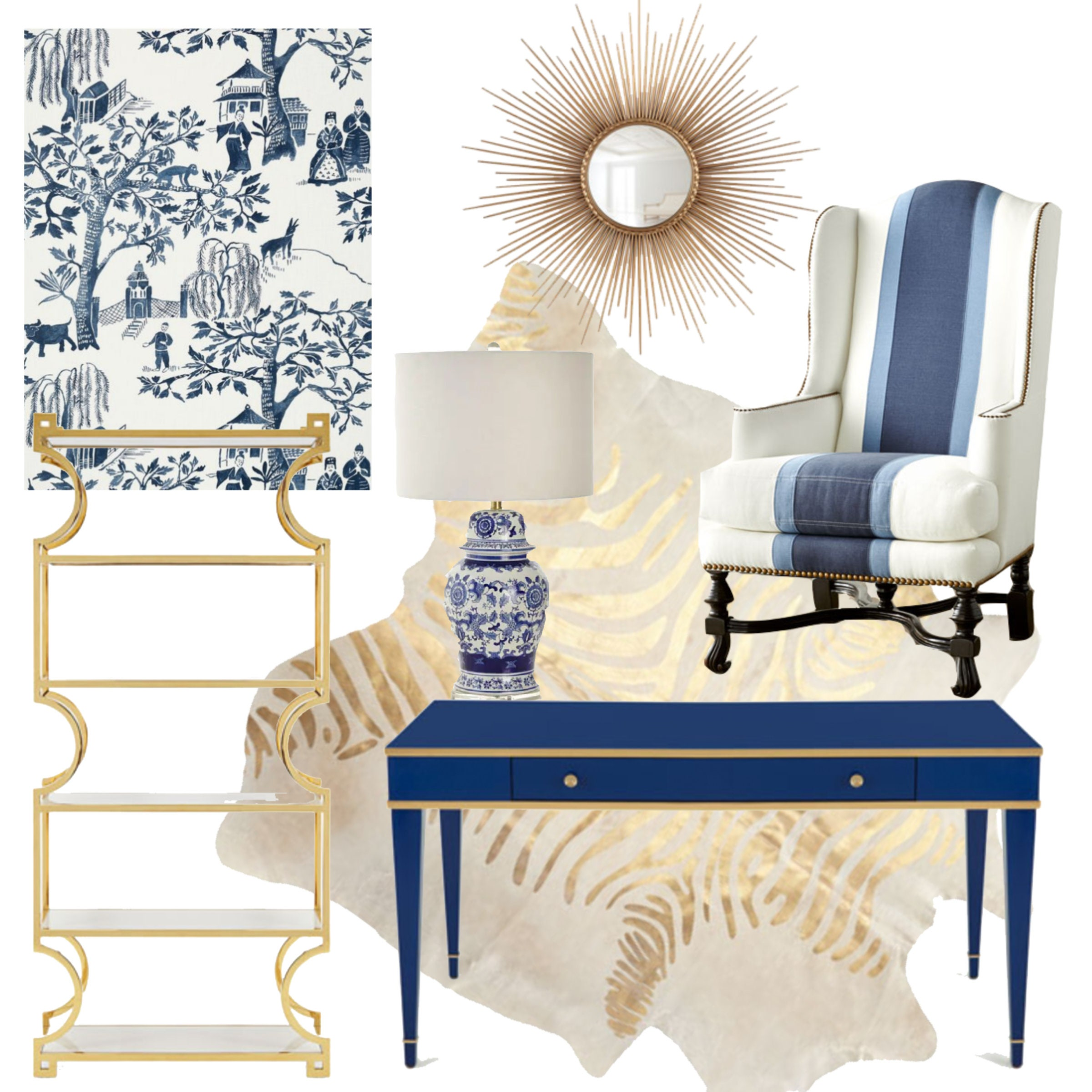 Online Interior Decorating Study Decor Office Decor Etsy Rh Etsy Com Study  Interior Design Online Canada