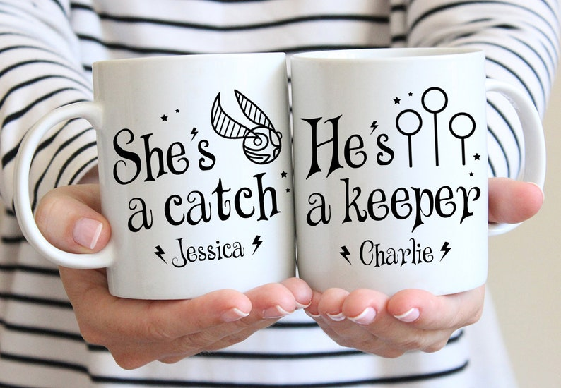 She/'s A Catch Mug
