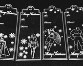Avengers Gift Tag (Set of 4)