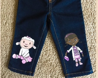 Mcstuffins Character Jeans/ Clothing