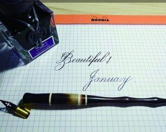 Calligraphy Pen /Pointed Pen/Modern Calligraphy /Dip Pen / Pointed Pen / Modern Pointed Pen / Oblique Pen Holder