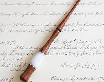 Calligraphy Pen /Modern Pointed Pen/Modern Calligraphy /Dip Pen / Pointed Pen / Modern Pointed Pen / Oblique Pen Holder