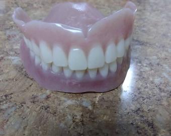 Full Denture Upper and Lower False Teeth