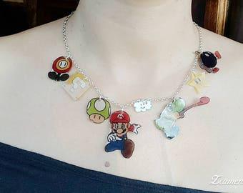 Set of Super Mario Bros.