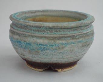 3in Handmade Bonsai Pot - Original design