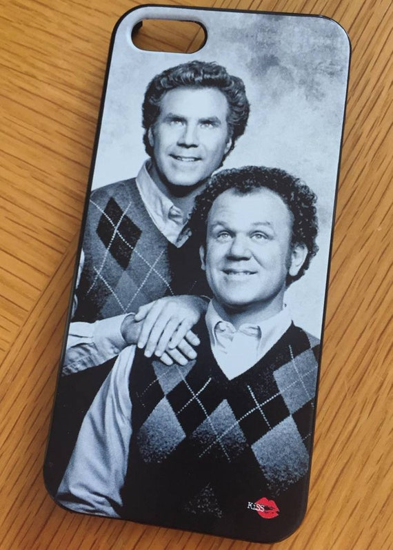 Step Brothers KiSS iPhone Case - Will Ferrell Movie inspired - Shark Week - John C Reilly - Stocking filler