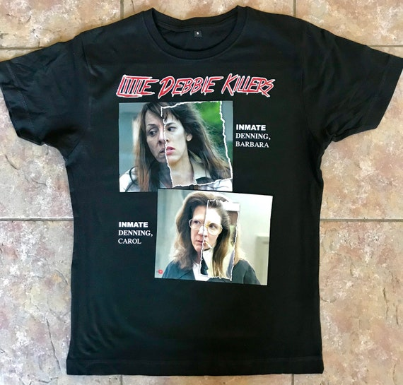 OITNB Debbie Killers KiSS T-Shirt - Orange is the New Black inspired - Tv Show - Gift Idea