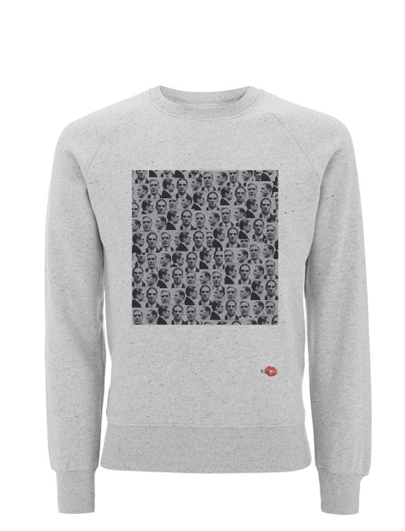 Tom Hardy Kray Mugshot KiSS T-Shirt - Kray Twins Legend Movie - UK Crime Gangster - Christmas present idea