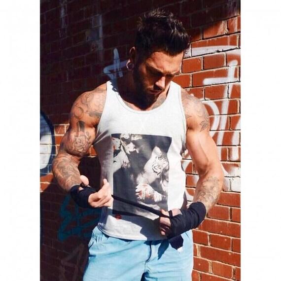 Warrior KiSS Vest - Tom Hardy Movie - Fighter - Films Gift idea for her & him