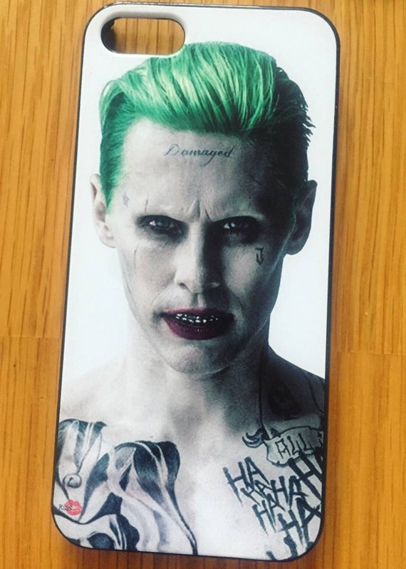 Joker Hand Smile KiSS iPhone Case - Jared Leto - Suicide Squad - Stocking Filler Christmas Present