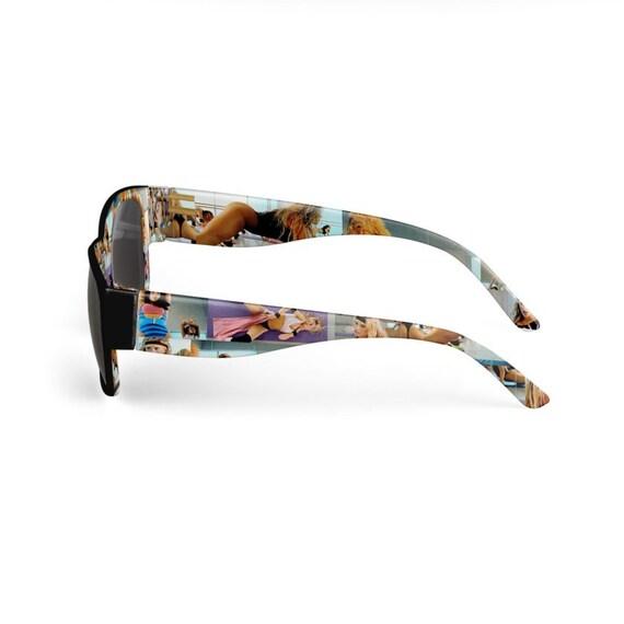 Call On Me KiSS Sunglasses - Eric Prydz - Dance Anthem Gym - Workout - Tomorrowland - Creamfields DJ Festival Style - Pjanoo