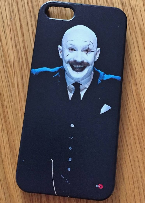 Charles Bronson Clown KiSS iPhone Case - Tom Hardy, Christmas or Birthday Present - Gift Idea - Stocking Filler