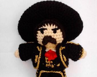 Pancho the  Mexican Mariachi!!! / 17cm