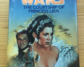 Star Wars: The Courtship of Princess Leia