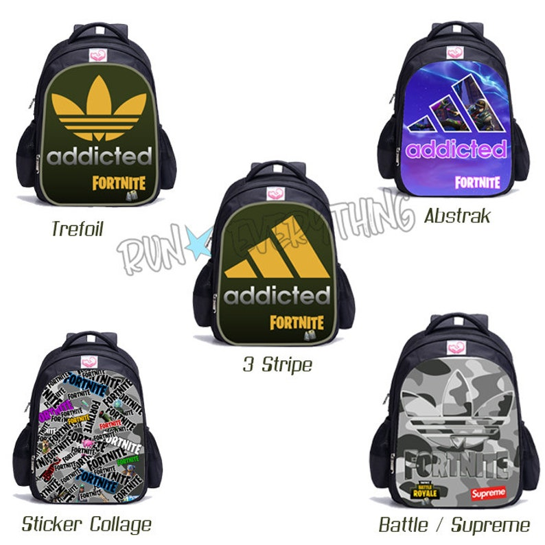 53050a3cb1183 Back Pack Supreme Kids Men Adult Girl Boy Teenager College