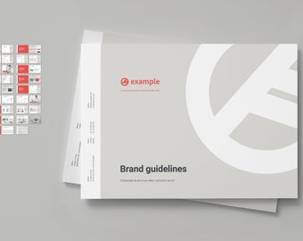 Brand Book    InDesign Template