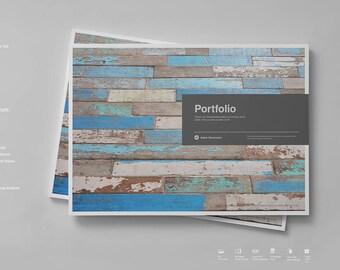 Portfolio Bundle   InDesign Template