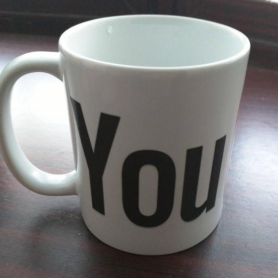 Nouveauté vous Tube type Mug