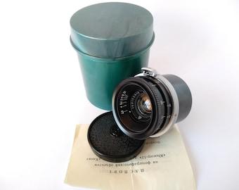 JUPITER-12 2.8/35 Soviet RF Lens for Kiev/Contax LZOS Biogon copy