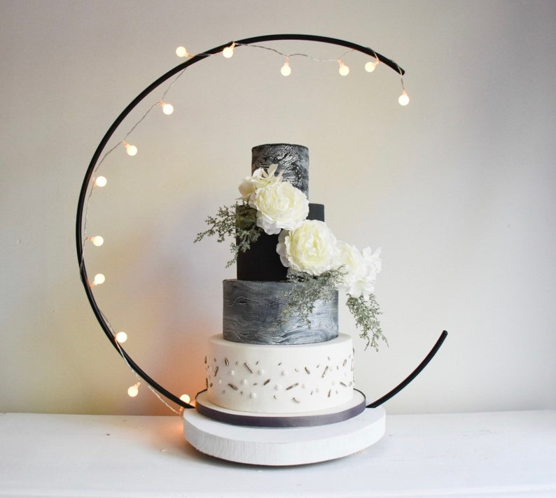 Tortenständer Reifen Hochzeit