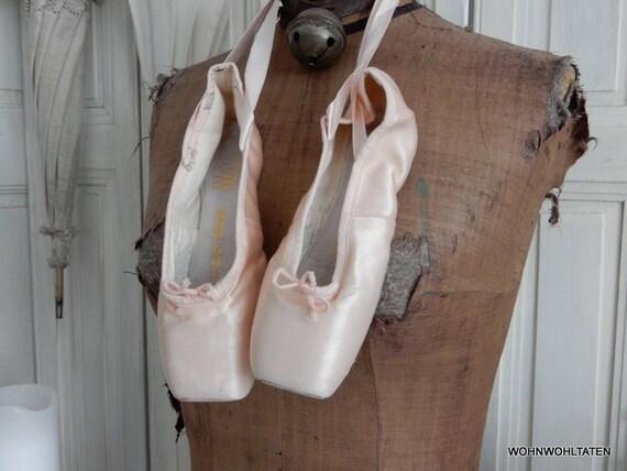 Alte Ballettschuhe Spitzenschuhe Spitzentanz Ballett ballet   Etsy