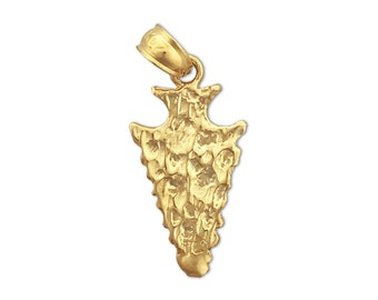 "2673 14 KT GOLD EP ABOUT 1 1//4/"" DOLLAR SIGN $ IN WREATH CHARM PENDANT"