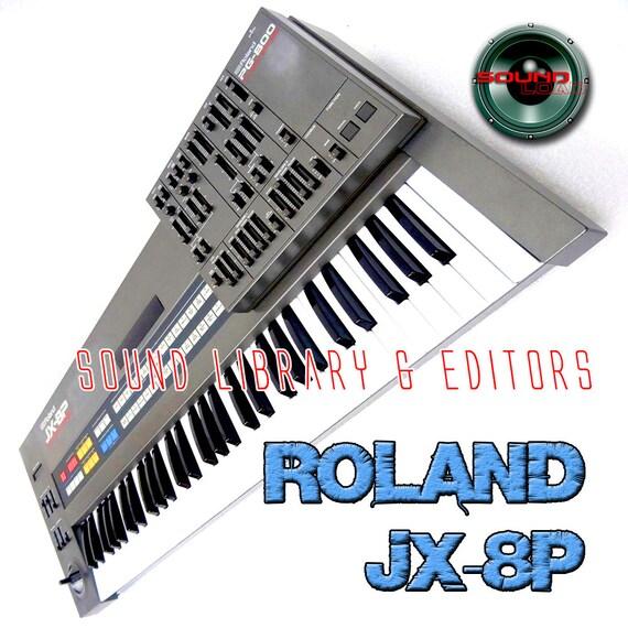 roland jx8p patches download