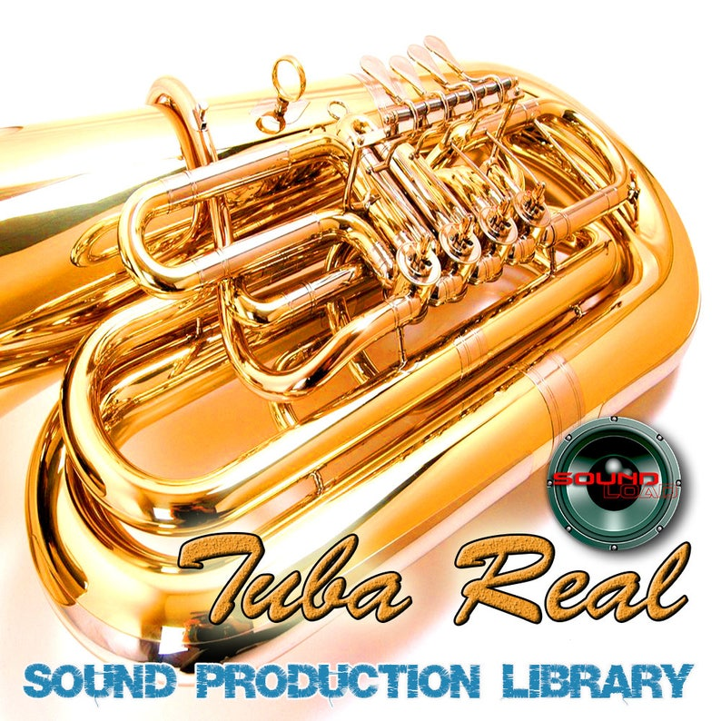 Tuba Real - Original WAVE/NKI Multi-Layer Samples Library over 10GB on 3DVD  or for download