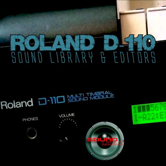 for Roland JV-Series (JV-1010/1080/2080) Factory and New Created Sound  Library & Editors (download)