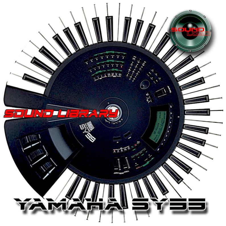 YAMAHA SY99 Large Original Factory & New Created Sound Library/Editors  Mac/PC (download)