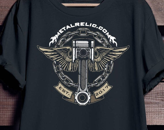 Metal Relic T-shirt Gifts for Dad Family Mens Ladies Womens, Weld Shirt, Welder TShirt, Welding T-Shirt,  Welder's Tshirt