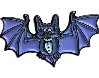 Tuxedo Bat Pin