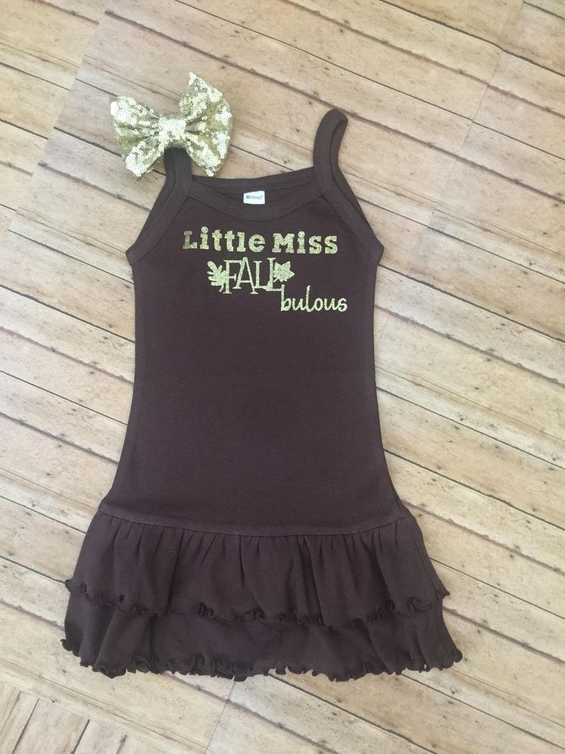 3c8d0f305a188 Fall toddler dress fall baby dress thanksgiving dress for | Etsy