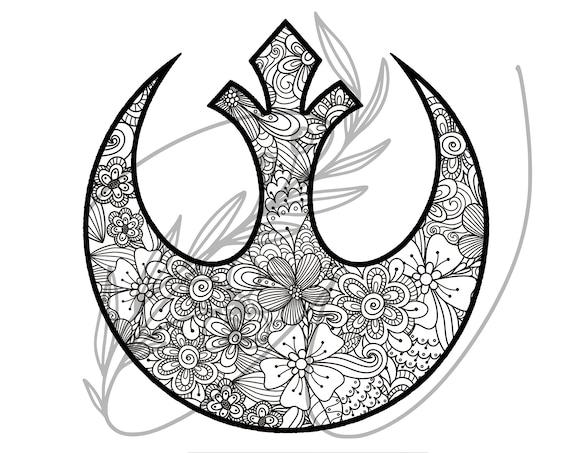 star wars mandala