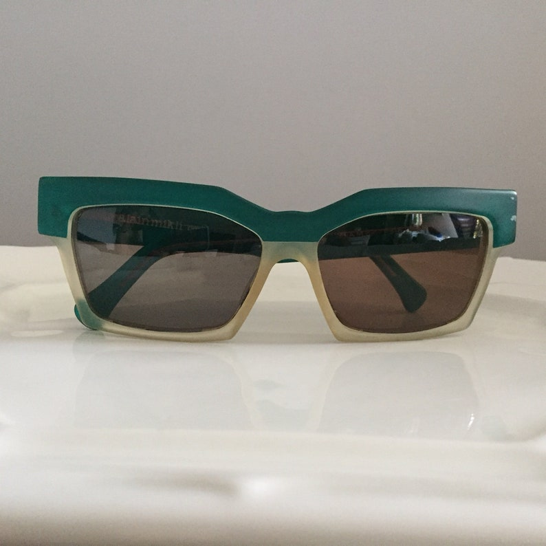 d28cce48d69 ON SALE Vintage Alain Mikli Handmade Sunglasses  Made in