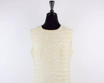 1960's Vintage Glenhaven 2 Pcs. Suit Dress