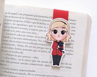 sabrina bookmark