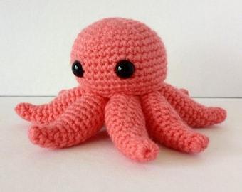Octopus Crochet Plushie