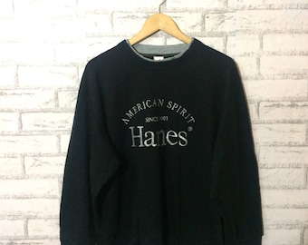 Vintage American spirit hanes sweatshirt..nice condition
