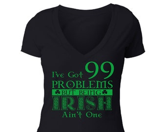 Mad Over Shirts I Got 99 Problems But Snitch Aint One Unisex Premium Tank Top