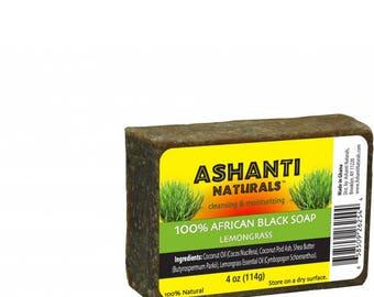 Ashanti African Black Soap